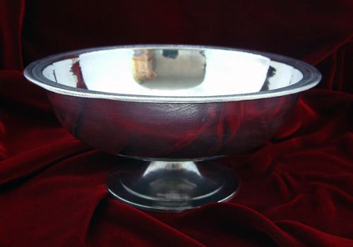 Rice Bowl 8 inch with Foot